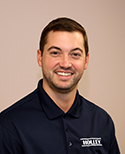 Ryan Robinson, General Manager of Holley Heating & Air